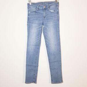 AEO Super Stretch Skinny Jean